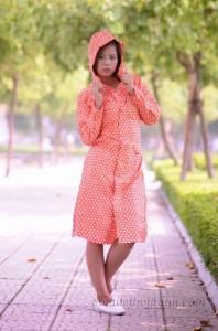 Áo mưa thời trang 02