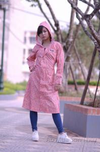 Áo mưa thời trang 03