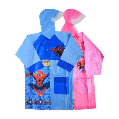 Áo mưa trẻ em in hình đa năng