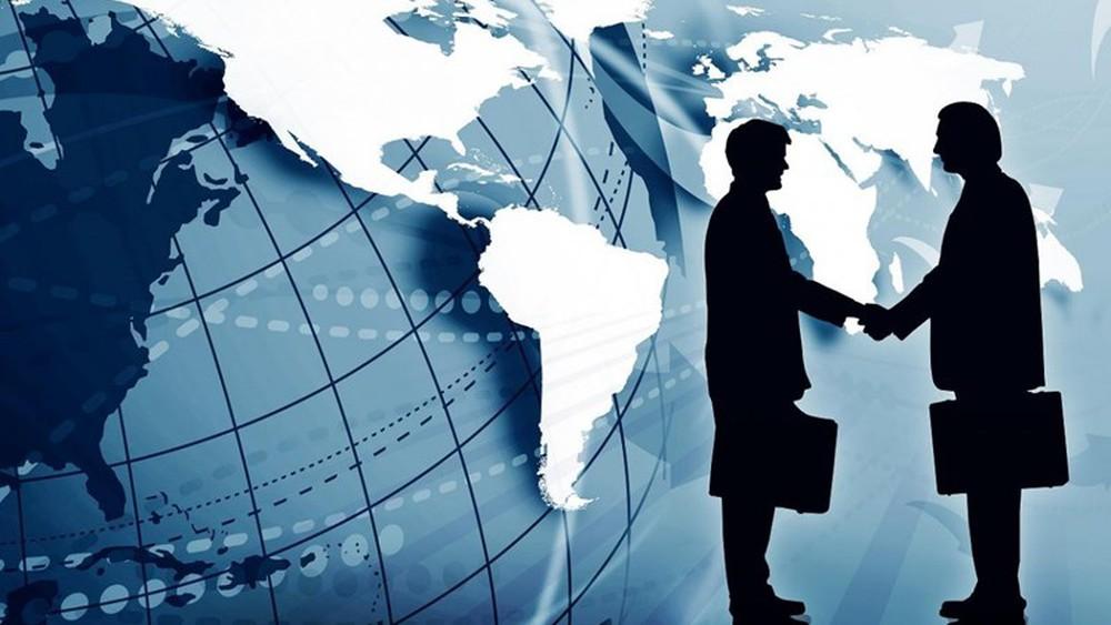 Môi giới thương mại quốc tế