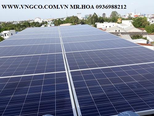 Lắp đặt hệ thống năng lượng mặt trời 5kw