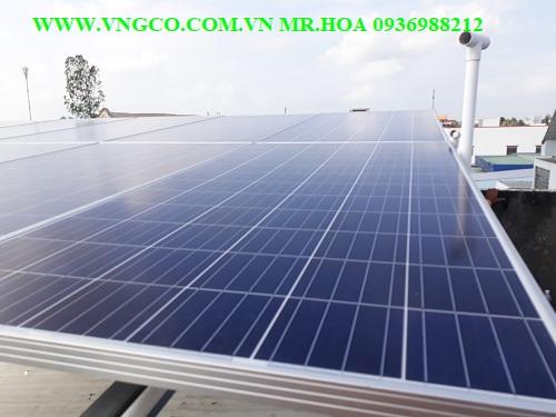 Lắp đặt hệ thống năng lượng mặt trời 6kw tại Sóc Trăng