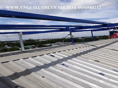Lắp đặt hệ thống năng lượng mặt trời 5kw tại Sóc Trăng