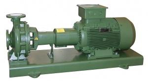 Máy bơm ly tâm DAB KDN 32-125 (2 poles, 1.5 kw)