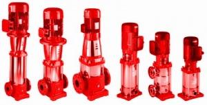 Bơm bù áp cho hệ thống cứu hỏa EBARA EVM33.5