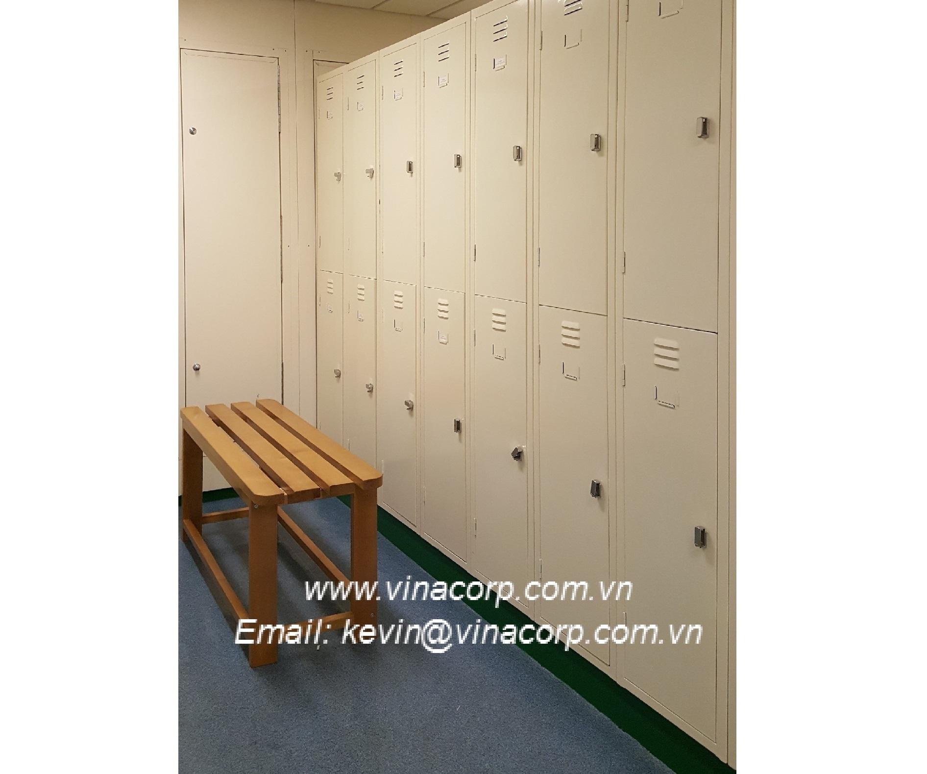 Tủ locker 2 cánh loại đặc biệt