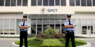 Bảo vệ cao ốc văn phòng