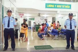 Bảo vệ bệnh viện