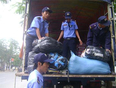 Bảo vệ vận chuyển hàng