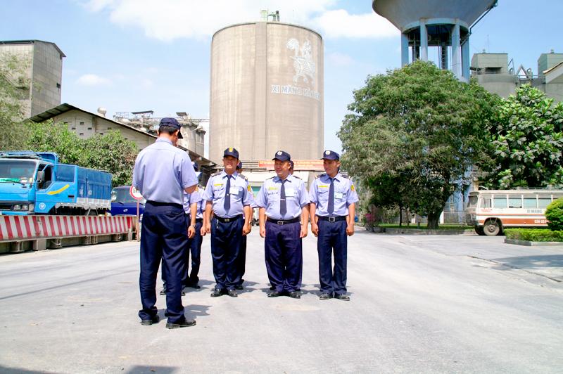 Dịch vụ tuần tra kiểm soát an ninh