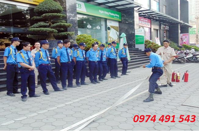 Đào tạo bảo vệ, vệ sỹ