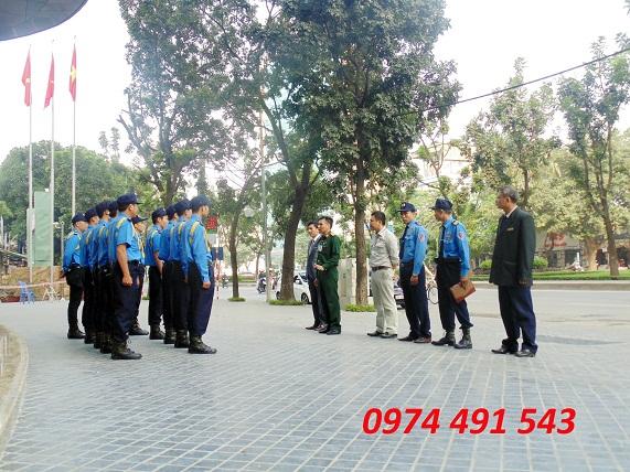 Đào tạo bảo vệ chuyên nghiệp