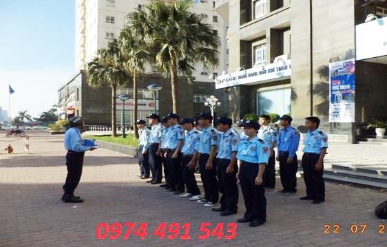 Tập huấn bảo vệ