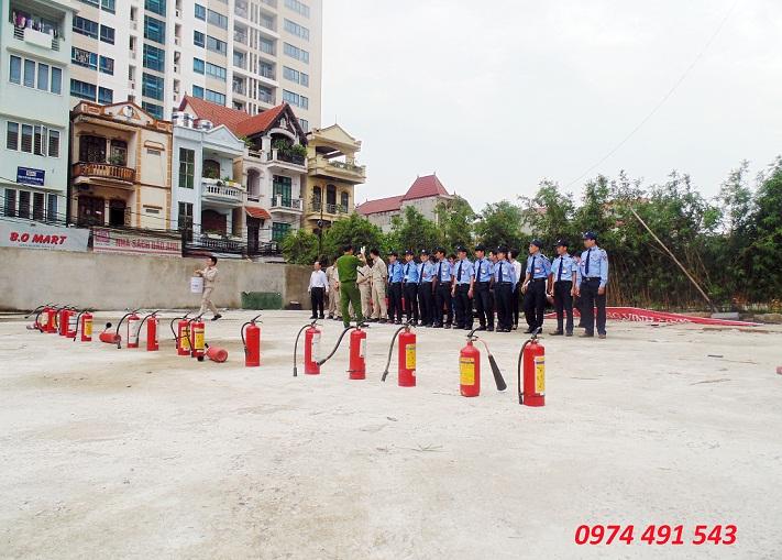 Huấn luyện PCCC
