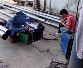 Gia công cơ khí chế tạo
