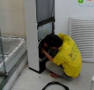 Dịch vụ vệ sinh máy móc