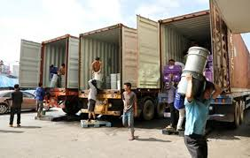 vận tải bốc xếp hàng hoá