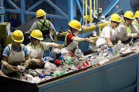 thu gom, quản lí chất thải