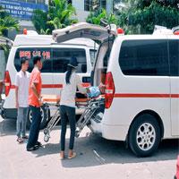 Cho thuê xe cứu thương