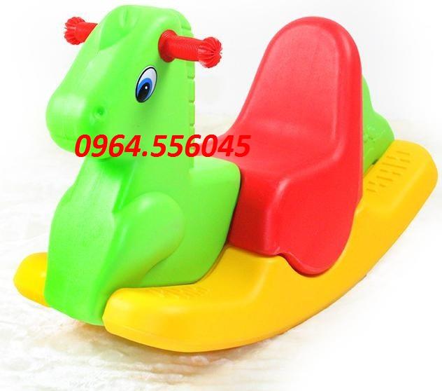 Bập bênh con ngựa Mã DK 031-3