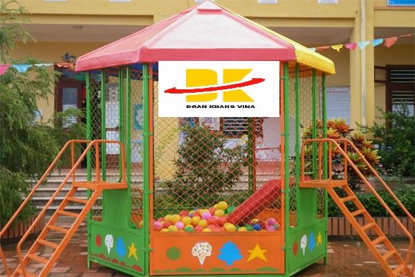 Nhà bóng lục giác lớn Mã DK 050-1