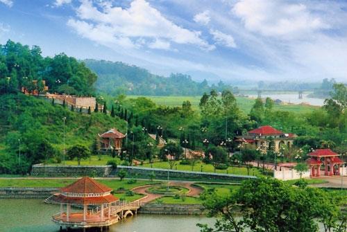 Du lịch Hương Sơn Hà Tĩnh