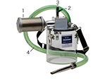 Grease Vaccum Cleaner