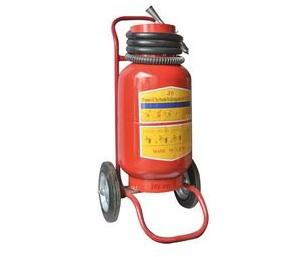 Bình chữa cháy xe đẩy MFZL35 bột ABC