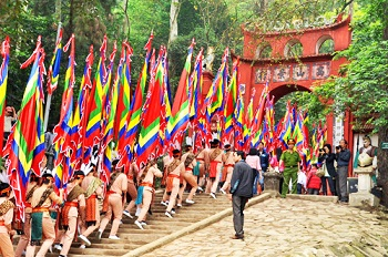 Du lịch lễ hội