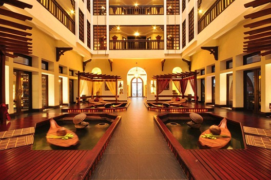 Khách sạn Camphuchia