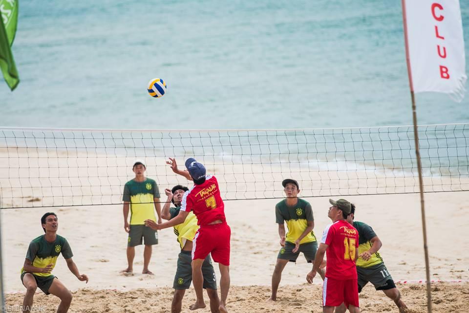 Bóng chuyền bãi biển lần thứ 7, tổ chức ngày 1/7/2017