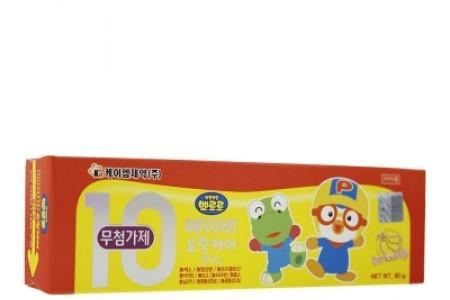 Gel chăm sóc răng miệng trẻ em