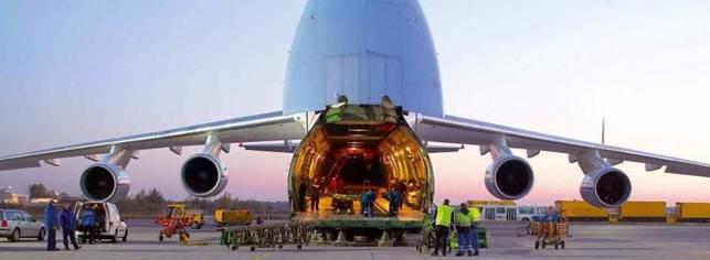 Vận tải hàng không - Vận tải biển quốc tế