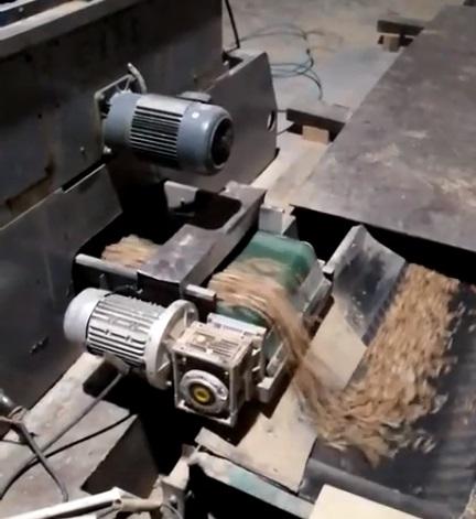 Máy sản xuất viên nén gỗ mùn cưa