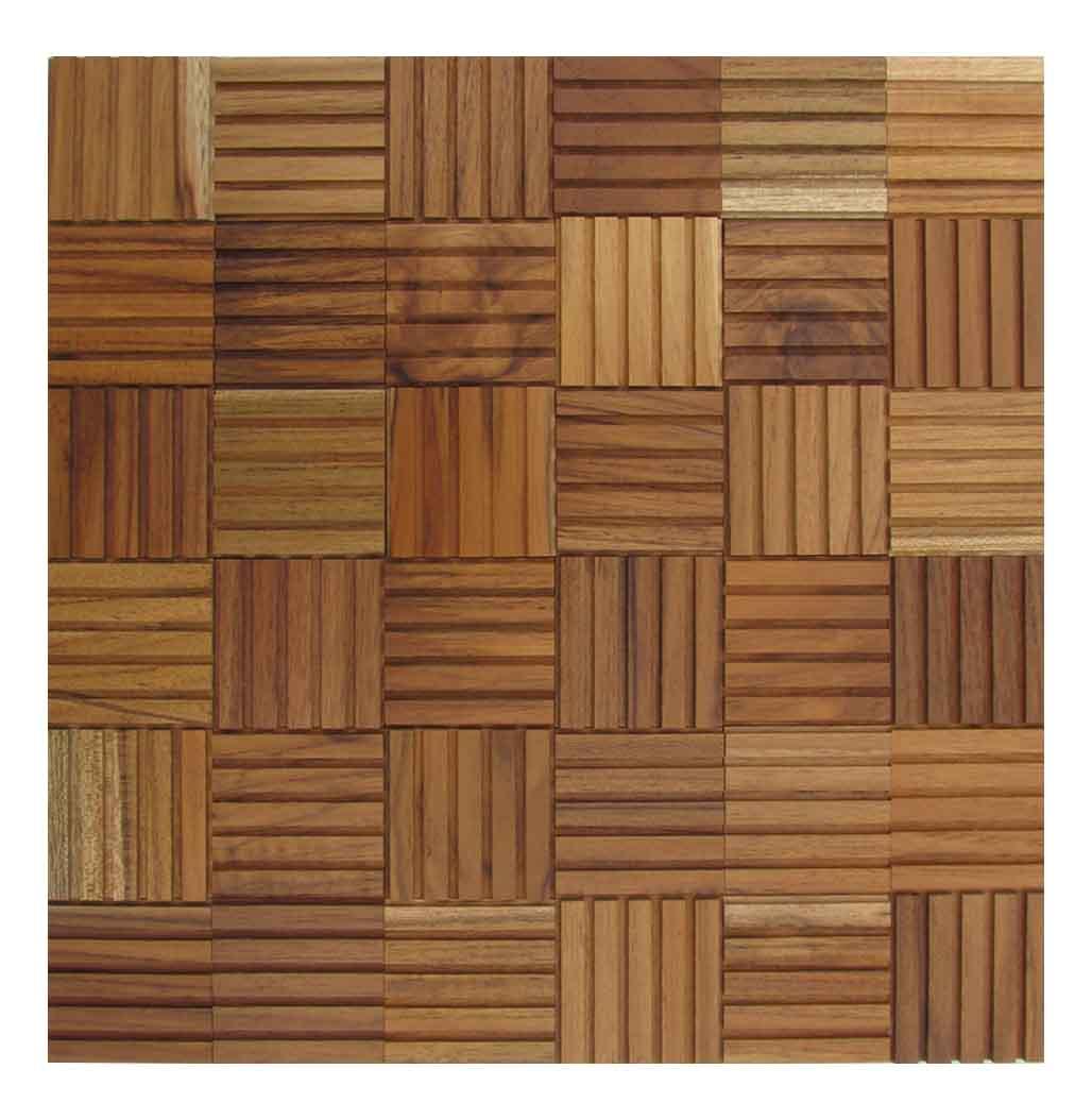 Tường gỗ nghệ thuật