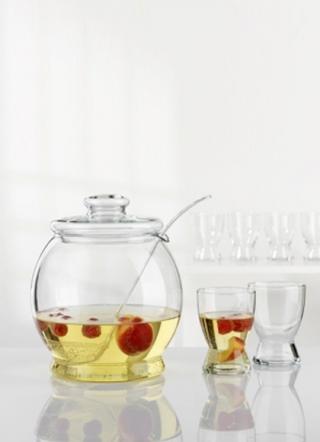Bộ bình uống nước trái cây