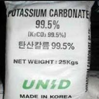 POTASSIUM CARBONATE K2CO3 99,5%