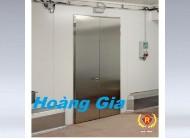 Cửa inox HOÀNG GIA HG166