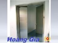 Cửa inox HOÀNG GIA HG168