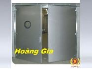Cửa inox HOÀNG GIA HG167
