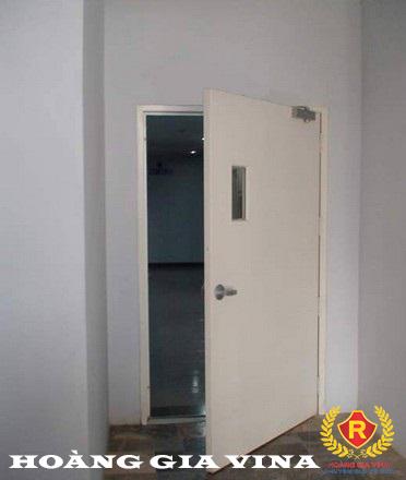 Cửa thép chống cháy HG 133