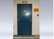 Cửa thép chống cháy HG 132