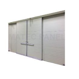 PANEL HANGER DOOR