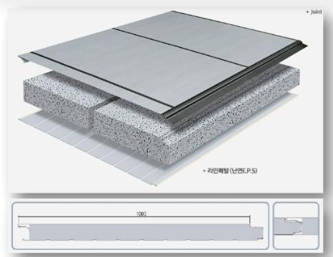Metal Panel Carbon EPS