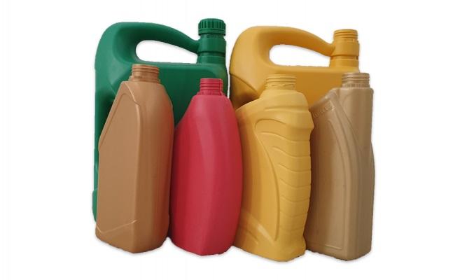 Chai nhựa công nghiệp