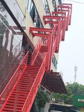 Thang thoát hiểm Zon 9 - Lương Yên