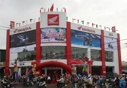 Showroom Honda