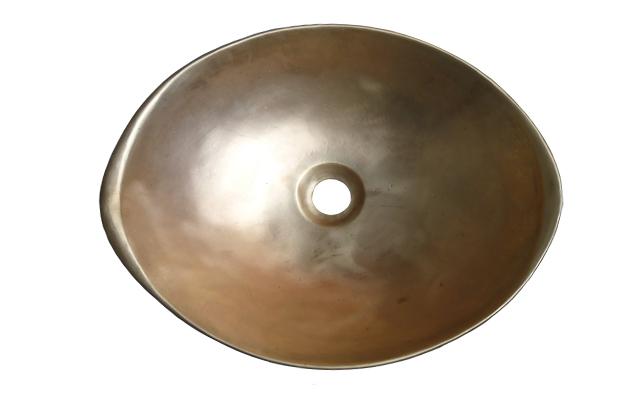 Lavabo bằng đồng BS-048
