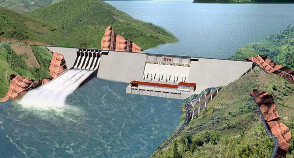 Thiết kế công trình thủy lợi