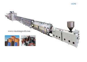 Máy đùn ống nhựa HDPE